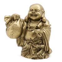 Buddha kicsi zsákkal