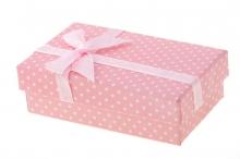 Ajándék doboz Pink